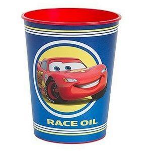 Cars Blue Plastic 16 Ounce Reusable Keepsake Cup